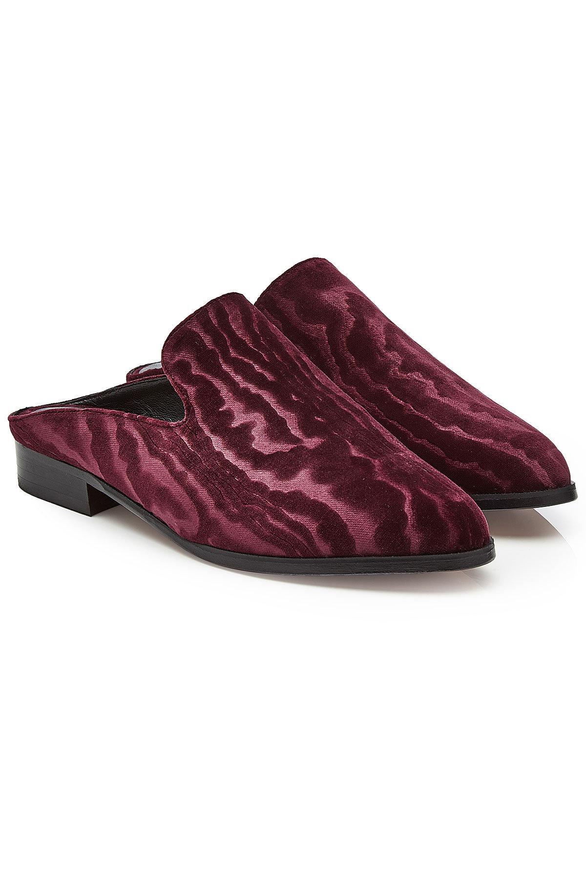 Robert Clergerie Woven Slip-On Loafers Gr. IT 39.5 dxrgNTnq