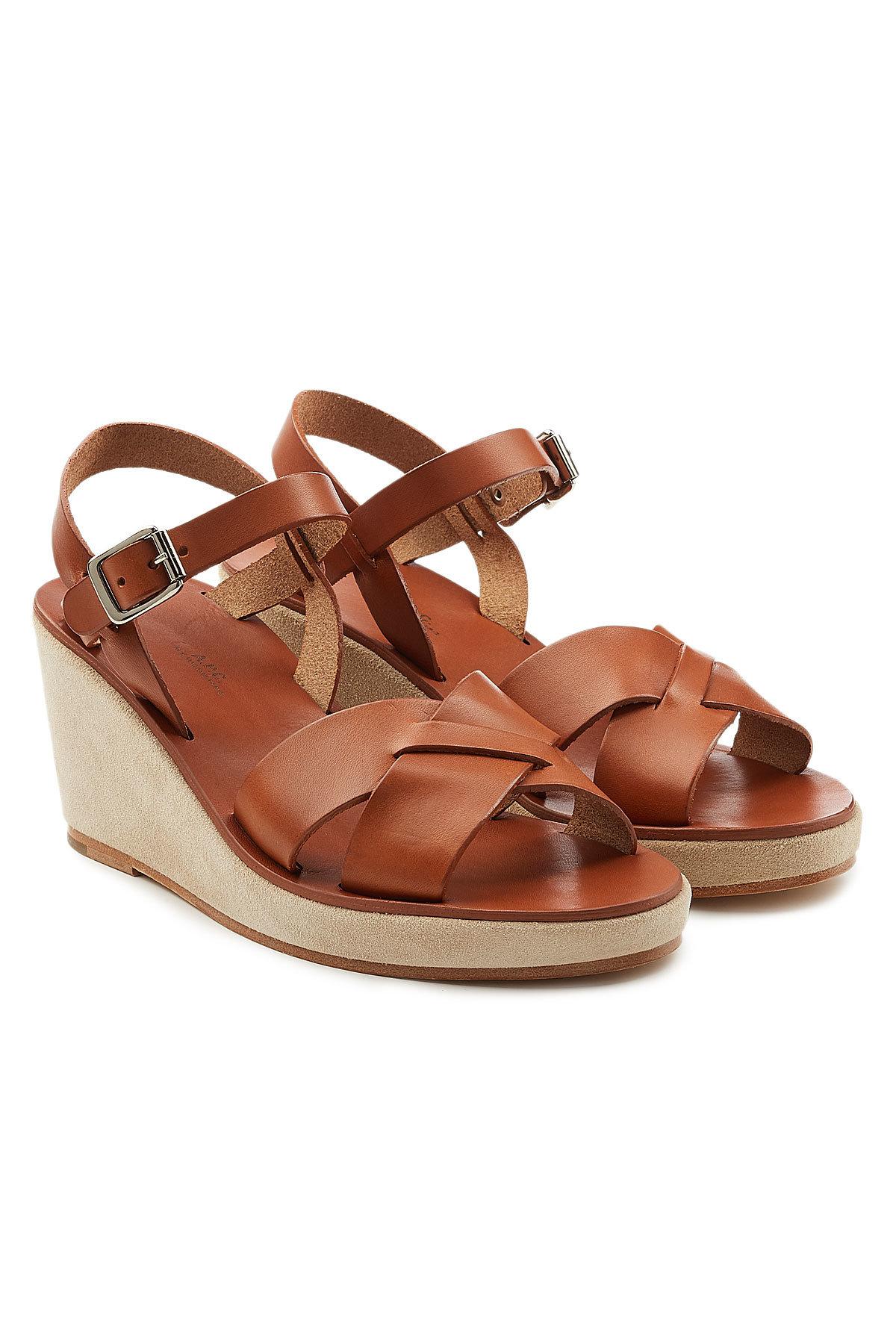 Marni Leather Sandals Gr. EU 39