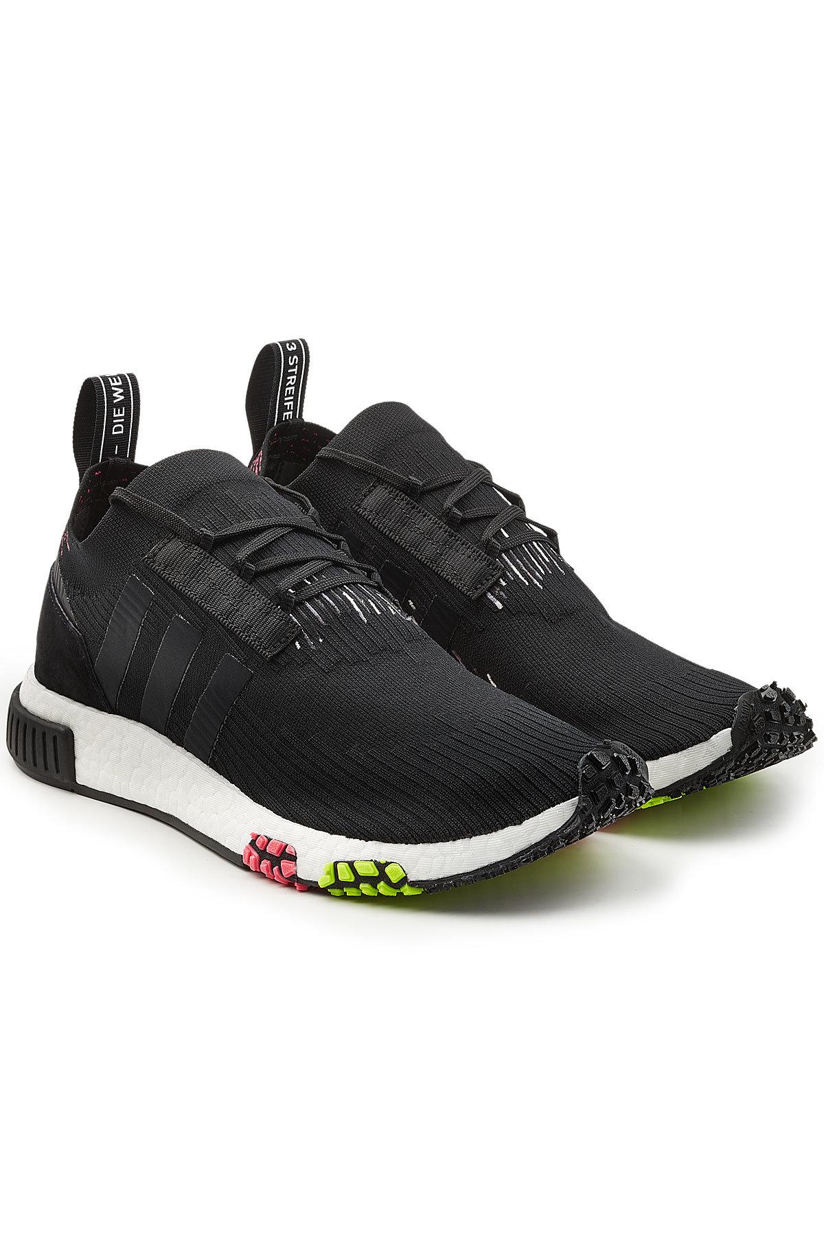 adidas NMD Racer Primeknit Sneakers Gr. UK 5 zoKJB
