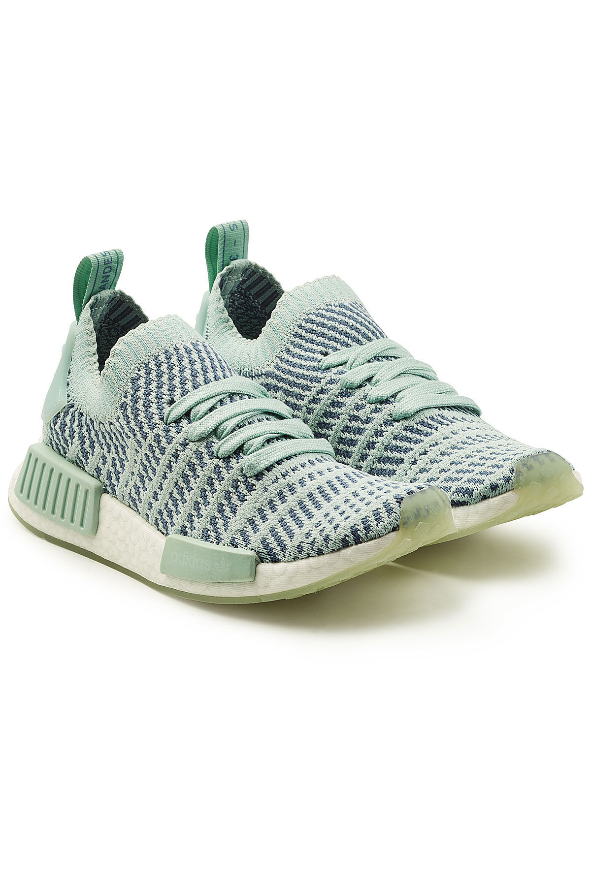 meet e13fa add1d ... spain adidas nmd r1 stlt primeknit sneakers gr. uk 6 60b84 13140