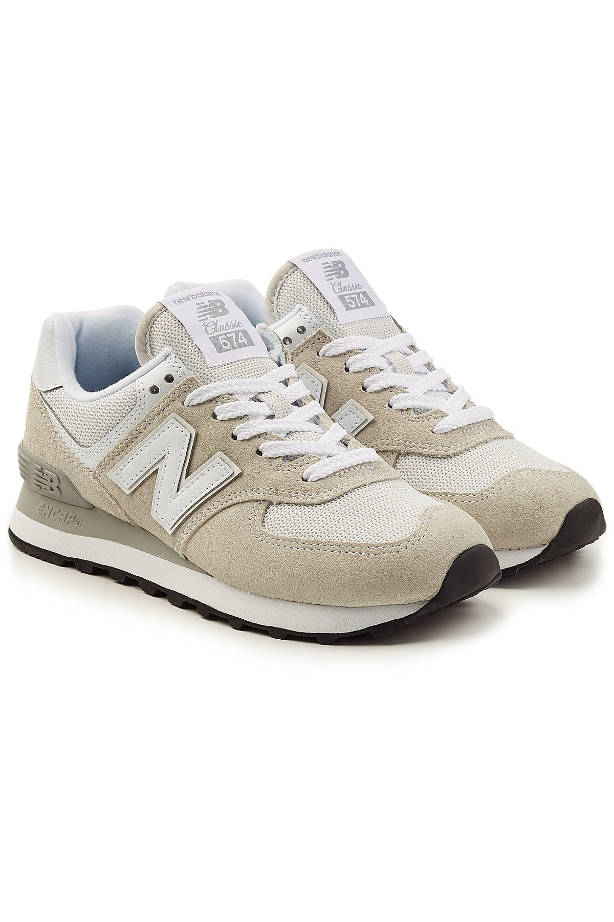 New Balance WS574B Sneakers with Mesh Gr. US 8 NEaKn1