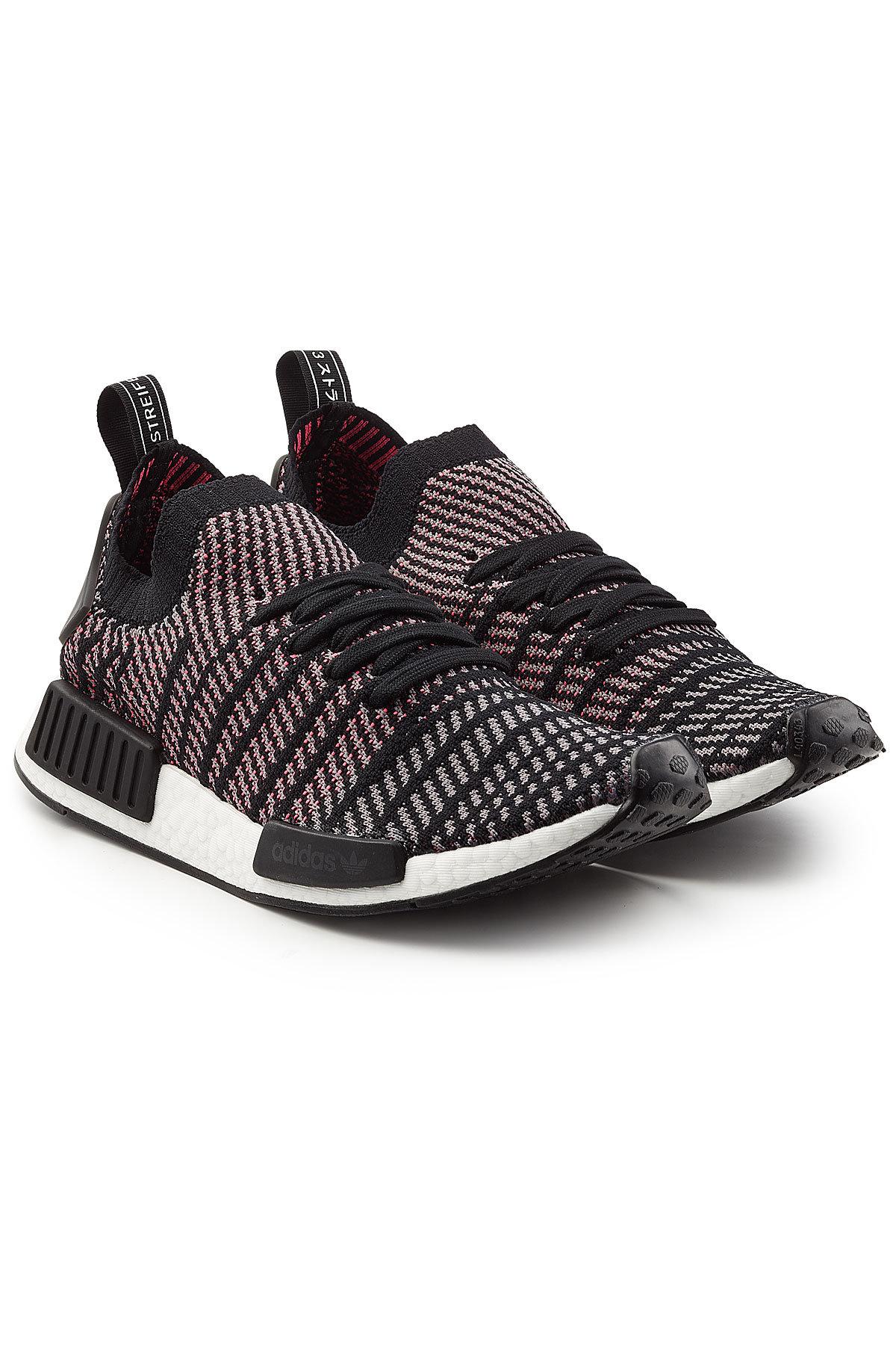 adidas NMD R1 STLT Primeknit Sneakers Gr. UK 6
