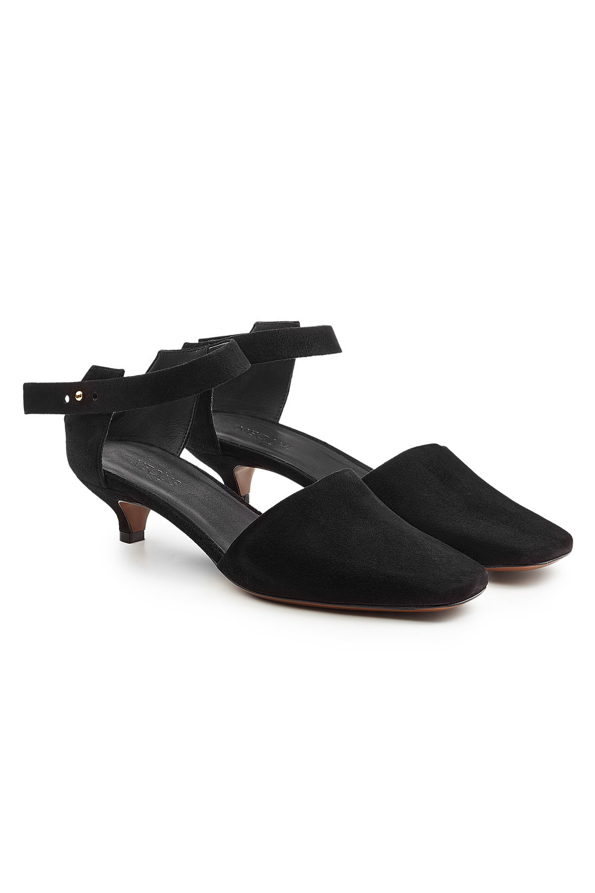 Neous Pleione Leather and Suede Mules Gr. EU 39 CkfKhEX