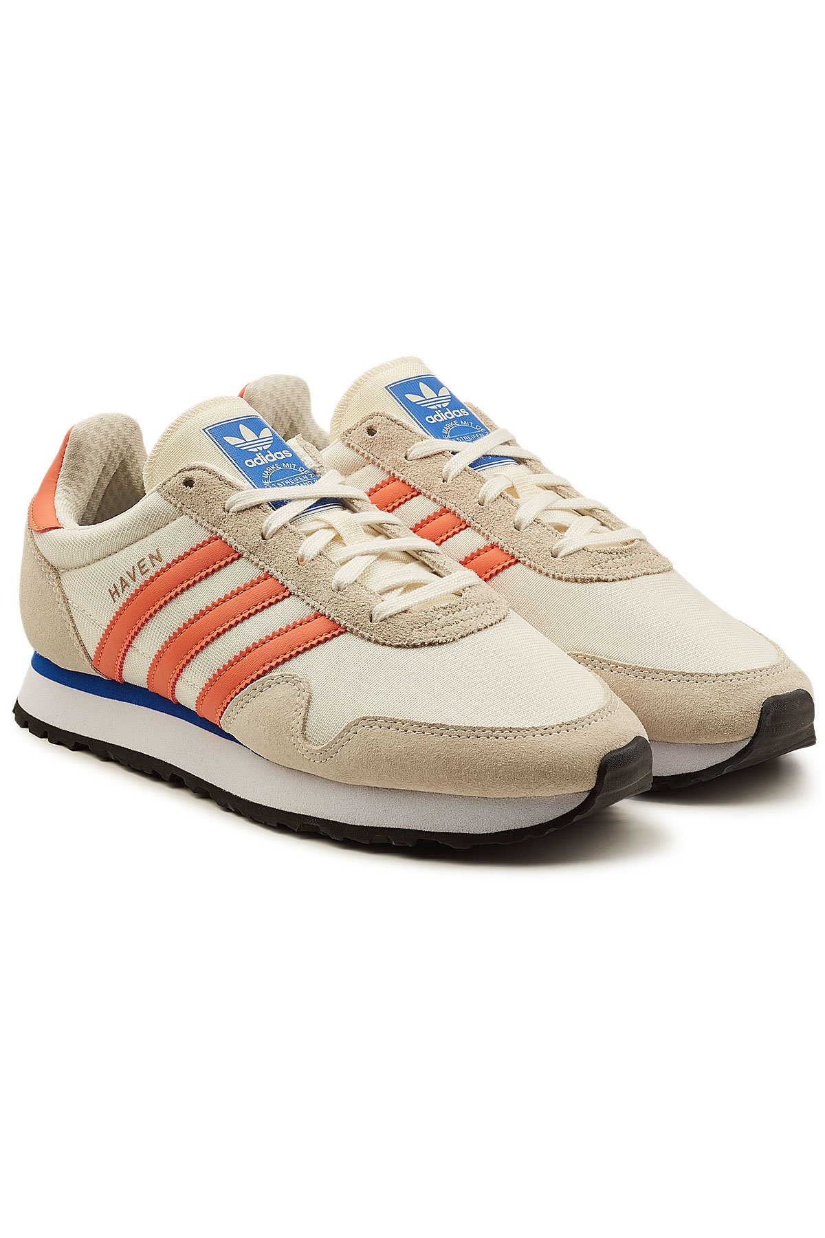adidas Haven Sneakers with Suede Gr. UK 7.5 VUppjxM