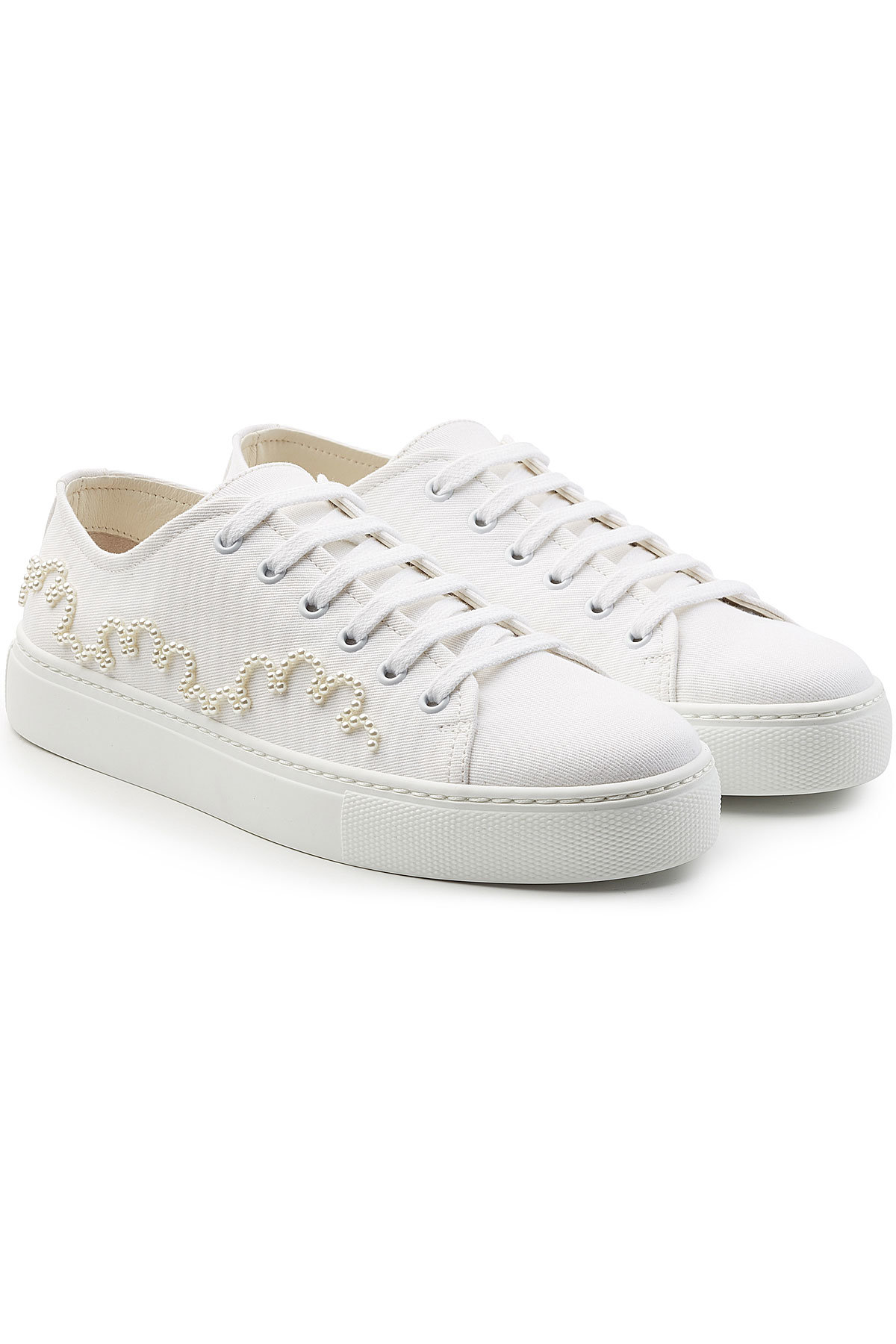 Simone Rocha Velvet High-Top Sneakers Gr. IT 39 3waEcvt7K