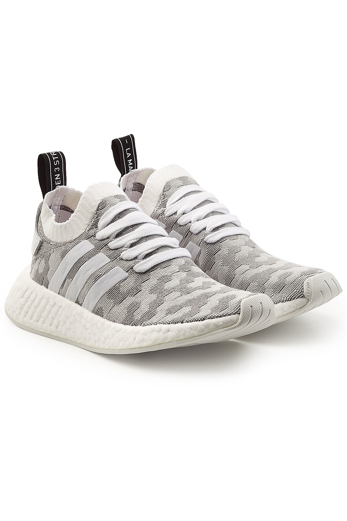 adidas NMD R2 Primeknit Sneakers Gr. UK 5 YQvMT