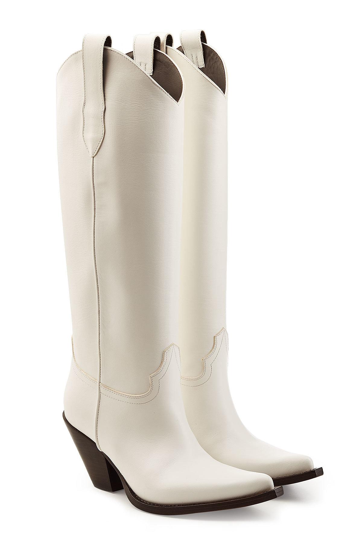 Maison Margiela Show Ankle Metallic Leather Shoe Boots Gr. IT 40 FQpro