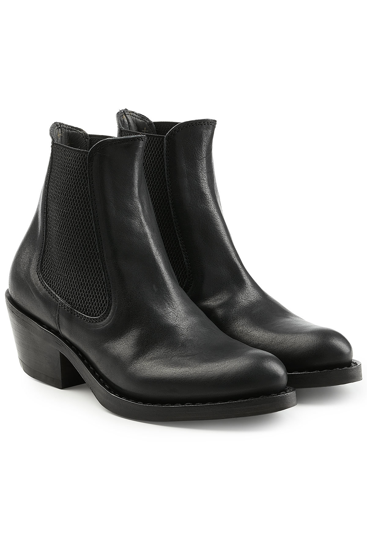 FIORENTINI + BAKER Roxy Leather Ankle Boots Gr. IT 37 cbc8k